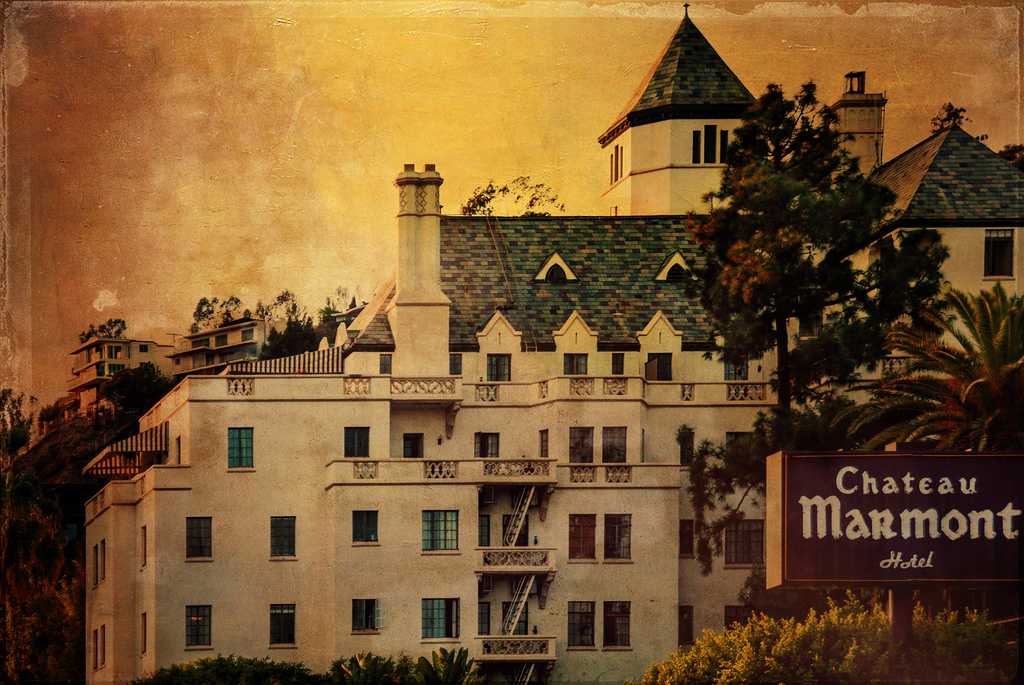 Celeb Spirits at Chateau Marmont
