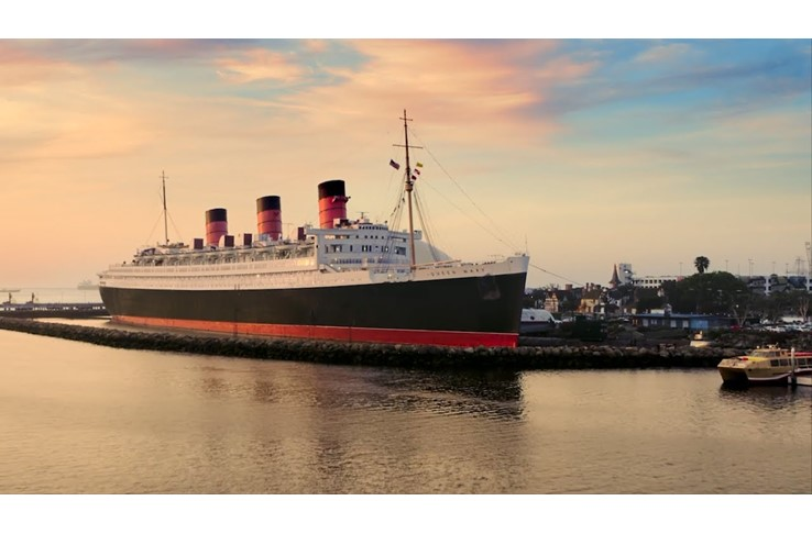 Haunted Areas on the RMS Queen Mary