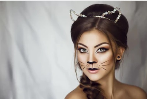Cute Halloween Makeup Ideas