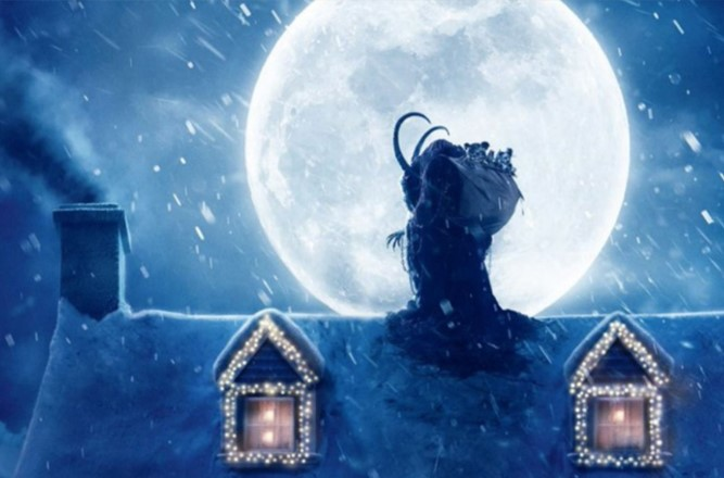 Beware! Krampus Comes December 5th